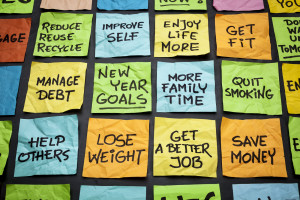 Popular New Year Resolutions and Goals
